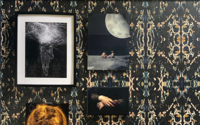 How I created a gallery wall with @posterlounge