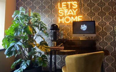 Let's Stay Home – How I gave my home office a makeover
